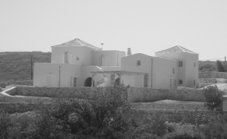 Kythera, Mitata - Residential traditional architecture